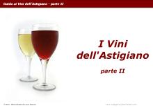 Guida ai Vini dell'Astigiano - Parte I