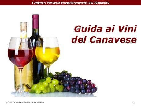 guida ai vini del Canavese