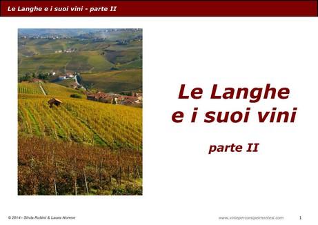 Guida ai vini delle Langhe
