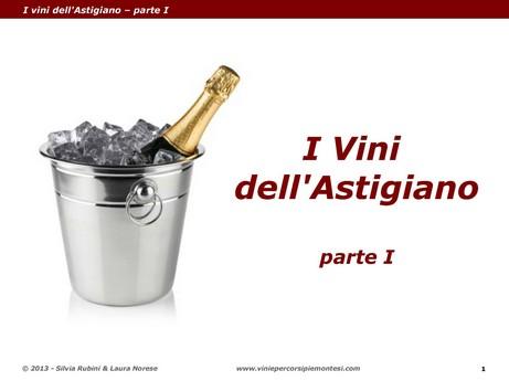 guida ai vini dell'astigiano