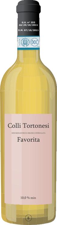 Colli Tortonesi Favorita Doc